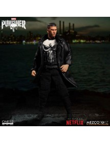 MARVEL UNIVERSE ACTION FIGURE 1/12 THE PUNISHER AS SEEN ON THE NETFLIX SERIES