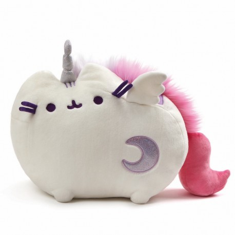 PUSHEEN THE CAT PELUCHES UNICORSO CON LUCI E SUONI