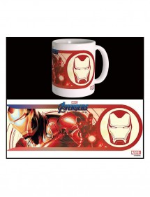 TAZZA MARVEL AVENGERS ENDGAME - IRON MAN