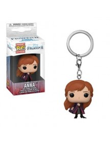 POP POCKET KEYCHAIN FROZEN II - ANNA