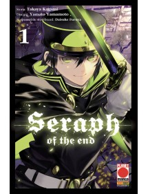SERAPH OF THE END 1 TERZA RISTAMPA