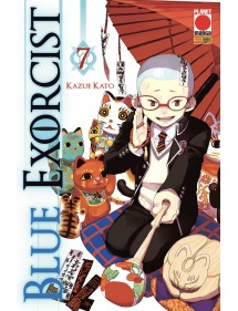 BLUE EXORCIST 7 RISTAMPA