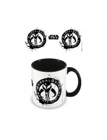 TAZZA STAR WARS The Mandalorian Sigil