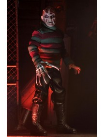 FIGURE NECA Wes Craven's New Nightmare Retro Freddy Krueger