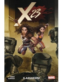 X-23 2 X-ASSASSINI