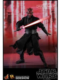 HOT TOYS STAR WARS EPISODE I MOVIE MASTERPIECE DX SERIES DARTH MAUL