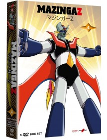 MAZINGA Z BOX 4 DVD