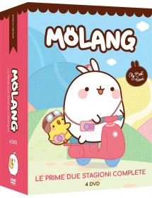 MOLANG MY BEST FRIEND LE PRIME DUE STAGIONI COMPLETE