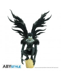 SUPER FIGURE COLLECTION 4 DEATH NOTE RYUK