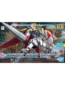 HG GUNDAM BUILD DIVERS: R 4 GUNDAM JUSTICE KNIGHT