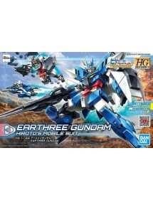 HG GUNDAM BUILD DIVERS: R 1 EARTHREE GUNDAM