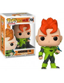 POP ANIMATION 708 DRAGON BALL Z - ANDROID 16