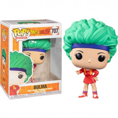 POP ANIMATION 707 DRAGON BALL Z - BULMA