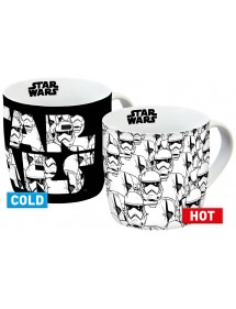 TAZZA STAR WARS IX - STORMTROOPER HEAT CHANGE