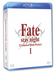 FATE STAY NIGHT UNLIMITED BLEDE WORKS STAGIONE 1 BOX BLU-RAY