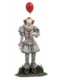 GALLERY PVC STATUE IT CHAPTER TWO - PENNYWISE (25CM)
