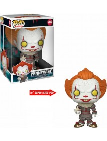 POP MOVIES 786 IT CHAPTER TWO - PENNYWISE SUPER SIZE