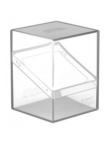 DECK BOX Ultimate Guard Deck Case 100+ Standard Size Clear