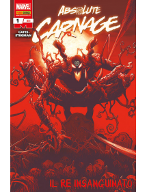 ABSOLUTE CARNAGE 1 IL RE INSANGUINATO