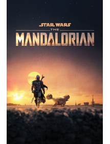 STAR WARS The Mandalorian Poster 61 x 91 cm