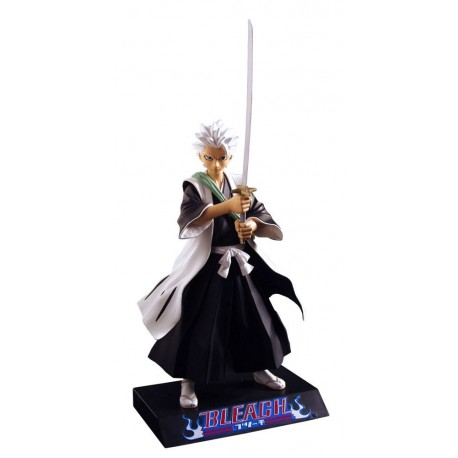 BLEACH TOSHIRO HITSUGAYA DELUXE ACTION FIGURE