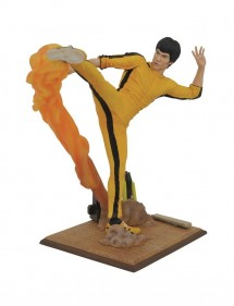 GALLERY PVC STATUE BRUCE LEE - KICK