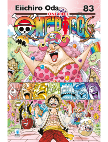 ONE PIECE NEW EDITION 83