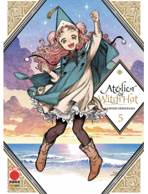 ATELIER OF WITCH HAT 5
