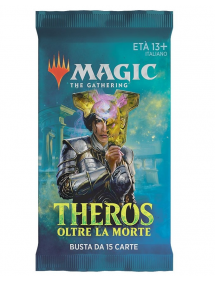 MAGIC THEROS OLTRE LA MORTE BUSTA DA 15 CARTE
