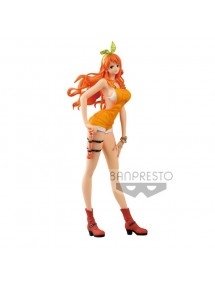 ONE PIECE GLITTER&GLAMOURS STAMPEDE - NAMI 2