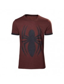 T-SHIRT  SPIDER-MAN DISCHARGE TG S