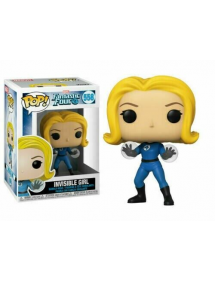 POP MARVEL 558 FANTASTIC FOUR - INVISIBLE GIRL