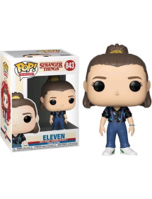 POP TELEVISION 843 STRANGER THINGS - ELEVEN