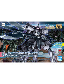 HG GUNDAM BUILD DIVERS: R 11 ELDORA BRUTE