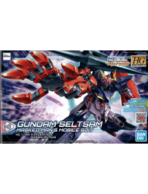 HG GUNDAM BUILD DIVERS: R 9 GUNDAM SELTSAM
