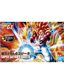 DRAGON BALL GT FIGURE-RISE STANDARD SUPER SAIYAN 4 GOGETA