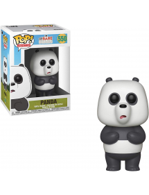 POP ANIMATION 550 WE BARE BEARS - PANDA