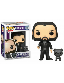 POP MOVIES 580 JOHN WICK WITH DOG