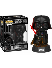 POP STAR WARS 343 DARTH VADER LIGHTS & SOUND