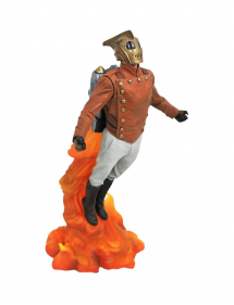 GALLERY PVC STATUE THE ROCKETEER