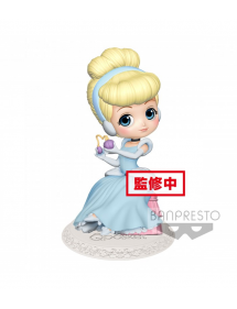 QPOSKET DISNEY CHARACTERS CINDERELLA VER.B PASTELLO