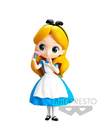 QPOSKET DISNEY CHARACTERS ALICE IN WONDERLAND - ALICE THINKING TIME