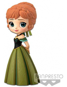 QPOSKET DISNEY CHARACTERS FROZEN - ANNA CORONATION STYLE
