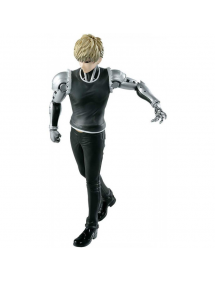 ONE-PUNCH MAN GENOS DXF-PREMIUM FIGURE (20CM)