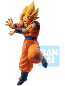 DRAGON BALL SUPER THE ANDROID BATTLE SUPER SAIYAN SON GOKU