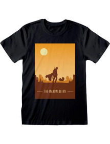 T-SHIRT STAR WARS THE MANDALORIAN