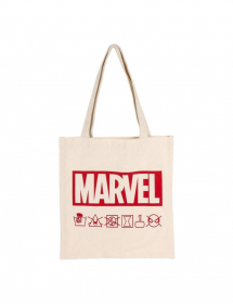 TOTE BAG MARVEL LOGO