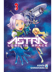 ASTRA LOST IN SPACE 3