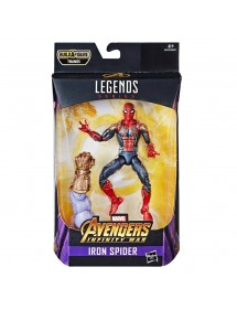 MARVEL LEGENDS SERIES AVENGERS INFINITY WAR - IRON SPIDER