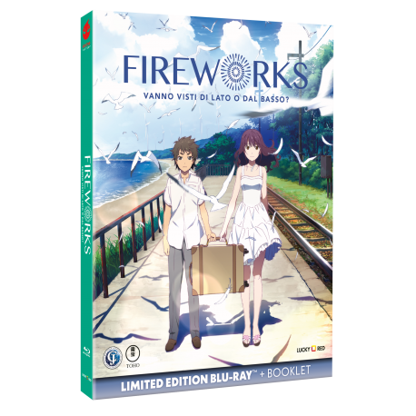 FIREWORKS LIMITED EDITION BLU-RAY + BOOKLET